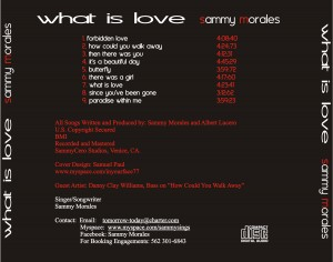 jEWEL CASE SAMS WHAT IS LOVE.cdr